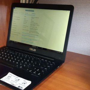 Ноутбук ASUS E402SA-WX007D