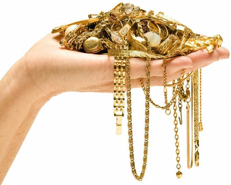Хотите сдать в ломбард золото?