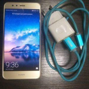 Смартфон Huawei P10 Lite 4/32Gb (WAS-LX1A)