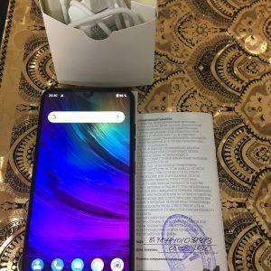 Смартфон A1 Альфа 3GB/64GB (черный)