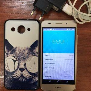 Смартфон Huawei Y3 2017 (CRO-U00)