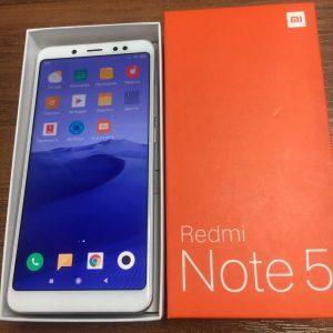 Смартфон Xiaomi Redmi Note 5 4/64Gb (международная версия)