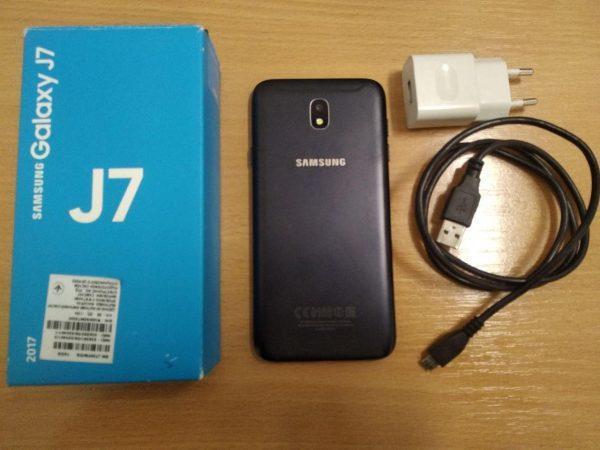 Мобильный телефон Samsung Galaxy J7 (2017) SM-J730FM/DS