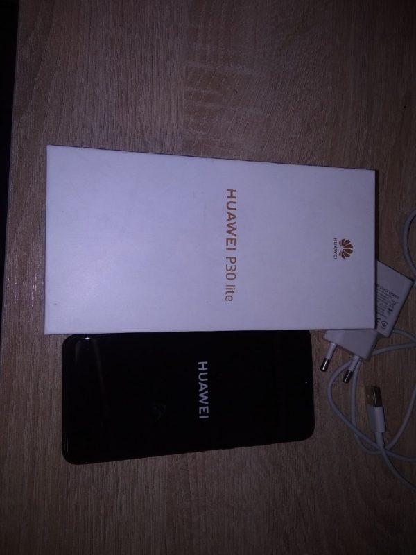 Смартфон Huawei P30 Lite 4/128Gb (MAR-LX1M)