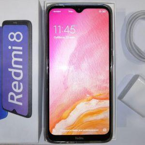 Смартфон Xiaomi Redmi 8 3/32Gb международная версия