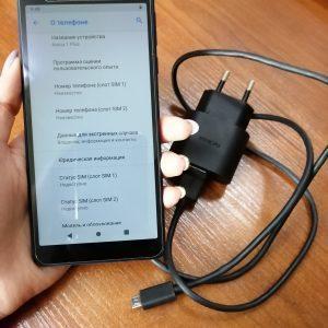Смартфон Nokia 1 Plus